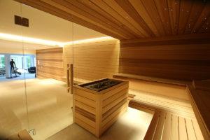 Atelier Wellness fabrication de sauna suisse